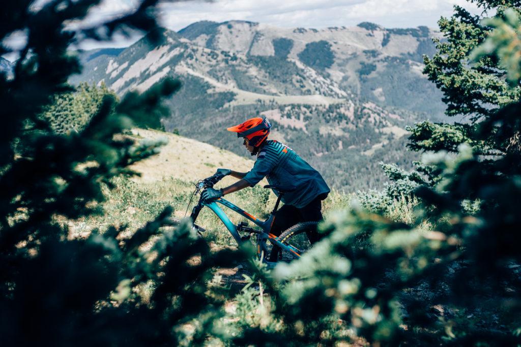 Enduro Race Utah