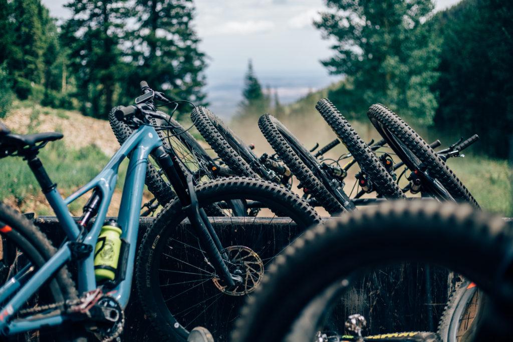 Monticello bike shuttle