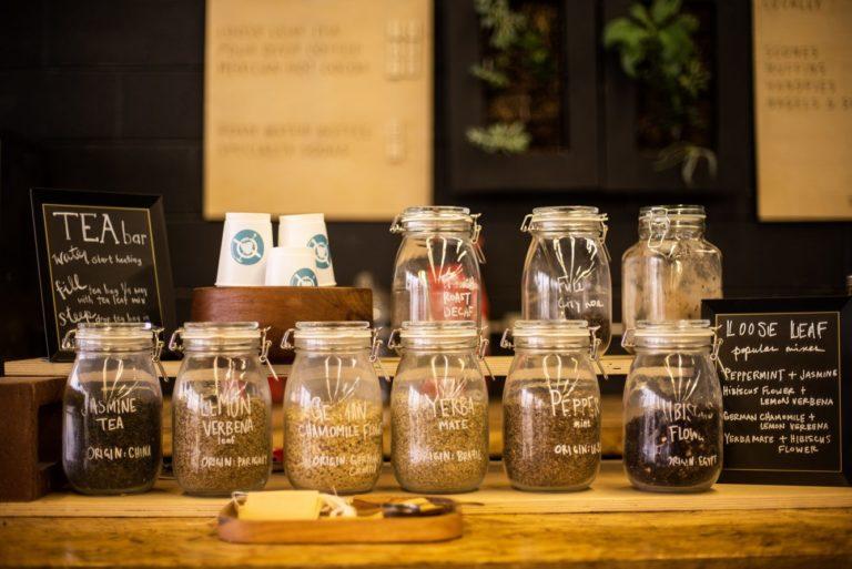 Roam tea bar