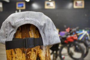 grey Roam cap
