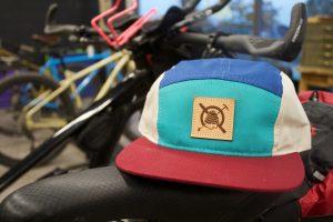 tri color roam cap